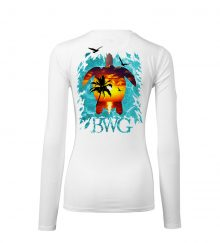 WOMEN SEA TURTLE WHITE BACK