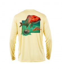 AMER SNAPPER YELLOW BACK