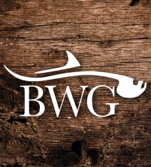 BWG Tarpon Decal